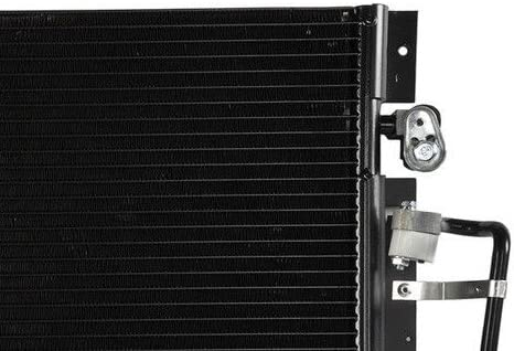 Automotive Cooling A//C AC Condenser For Chevrolet Colorado GMC Canyon 3014 100/% Tested