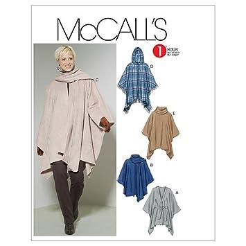 McCalls MC 6209 ZZ (L-XXL) Schnittmuster zum Nähen, Elegant ...