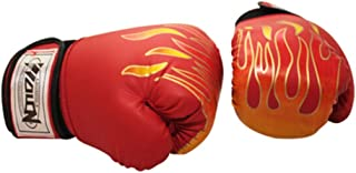 Guyuexuan Gants de Boxe, Compétition Adulte Professionnel Wushu Sanda Fight Training Gants de Boxe, Taille Unique, Haute qualité