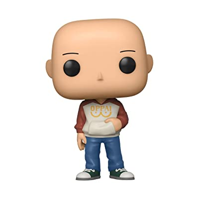 Funko Pop! Anime: One Punch Man - Casual Saitama, Multicolor, 3.75 inches: Toys & Games