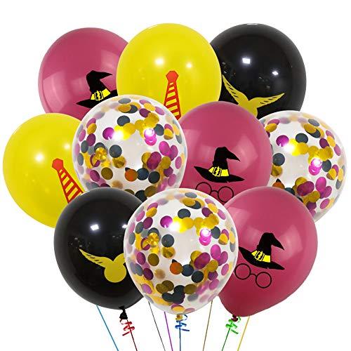 40 PCS Harry Potter Pattern Balloons, 12