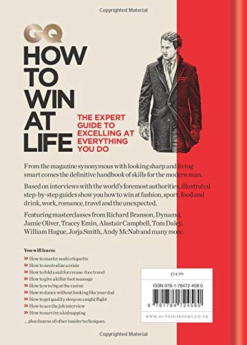Amazon.com: GQ How to Win at Life: The expert guide to ...