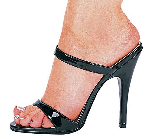 Stiletto Heel Slide (ELLIE 510-MAGGIE Women's 5