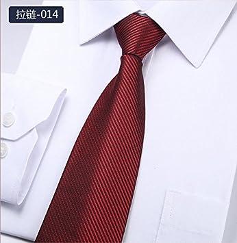 GENTLEE TIE Los Hombres Trajes de Vestir Corbata de Lazo Abajo ...