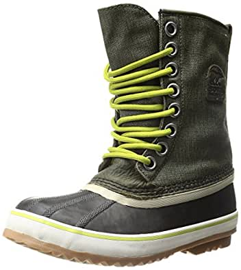 Sorel Women's 1964 Premium CVS Boot, Peatmoss/Black, 6.5 M US