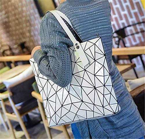 A Coffee Tracolla Hologram Messenger Borsa Black v8RdqRx