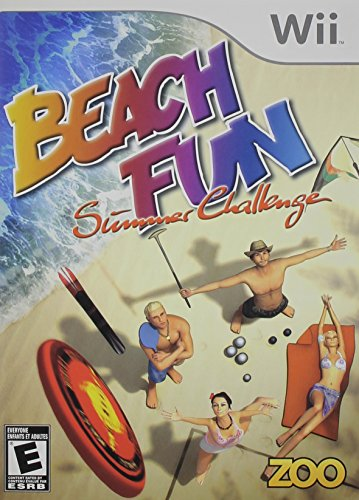 Beach Fun - Nintendo Wii