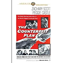 Counterfeit Plan, The by Warner Archive Collection by Montgomery Tully