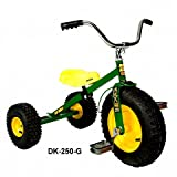 Dirt King Children's Tricycle (Green)