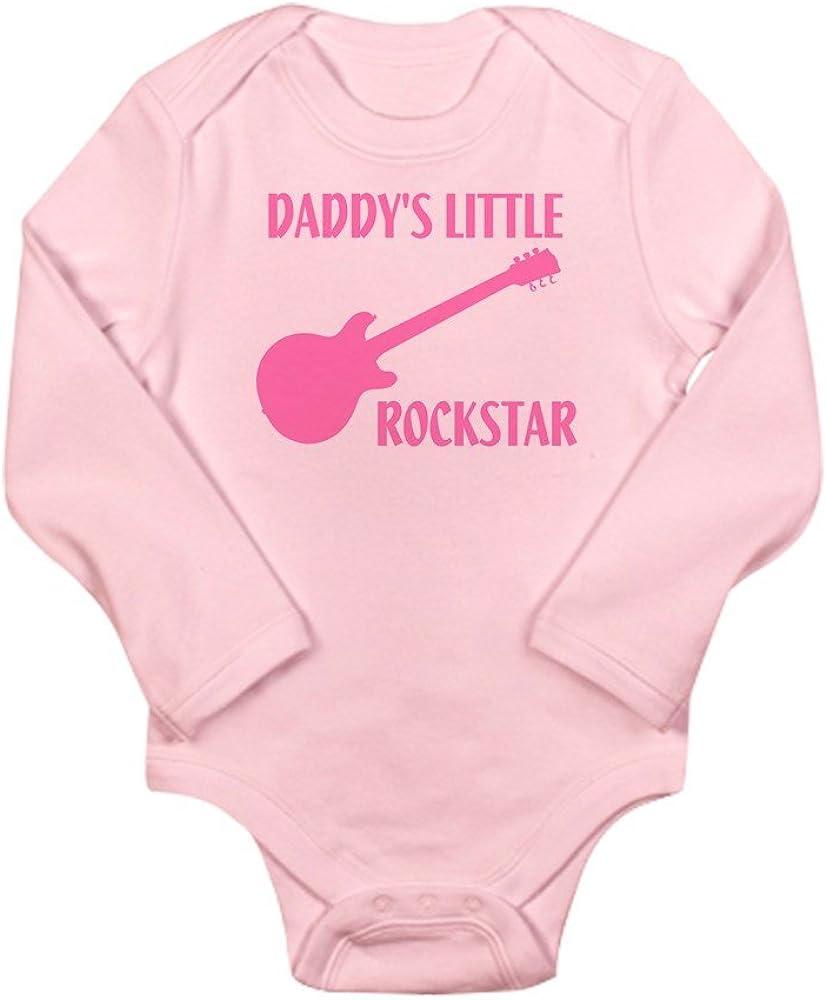 CafePress Daddys Little Rockstar Body Suit Baby Bodysuit