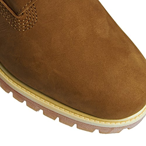 Homme Nubuck Rust inch Bottes Waterproof 6 Premium Timberland Classiques npxz6OqwY