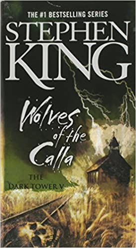 Stephen King Books List : Wolves of the Calla