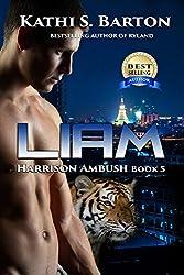 Liam: Harrison Ambush - Erotic Tiger Shapeshifter Romance