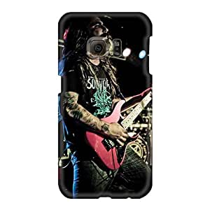 Durable Hard Phone Covers For Samsung Galaxy S6 (cUu19404nwGj) Support Personal Customs Lifelike Godsmack Band Pattern
