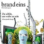 Achtung, Schafe! - Interview (brand eins: Design) | Christiane Sommer
