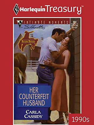 book cover of Her Counterfeit Husband