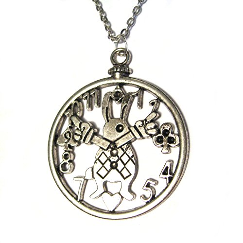 Alice in Wonderland's White Rabbit Pocket Watch 18