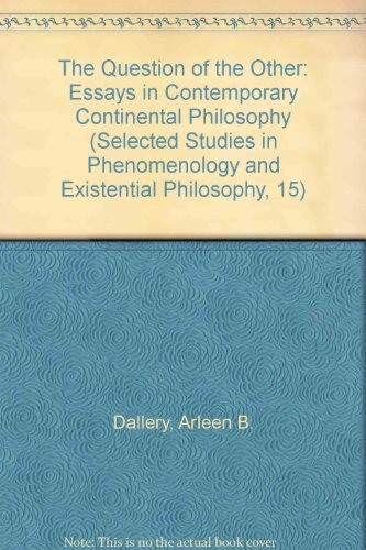 continental philosophys existentialism and phenomenology essay Get free sample of essay paper on continental philosophy existentialism and phenomenology can be interpreted as a response to your essay or term.