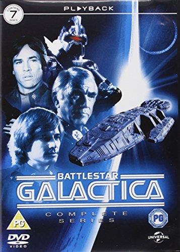 Battlestar Galactica by Lorne Greene
