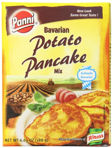 Panni Bavarian Pancake Mix, Potato, 6.63 Ounce (Pack of (Panni Pancake Mix)