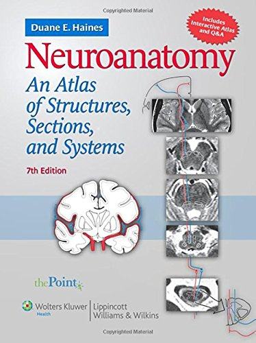 Pdf Medical Books Neuroanatomy: An Atlas of Structures, Sections, and Systems (Point (Lippincott Williams & Wilkins))