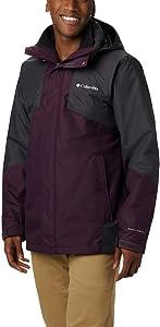 Columbia mens Bugaboo Ii Fleece Interchange Jacket