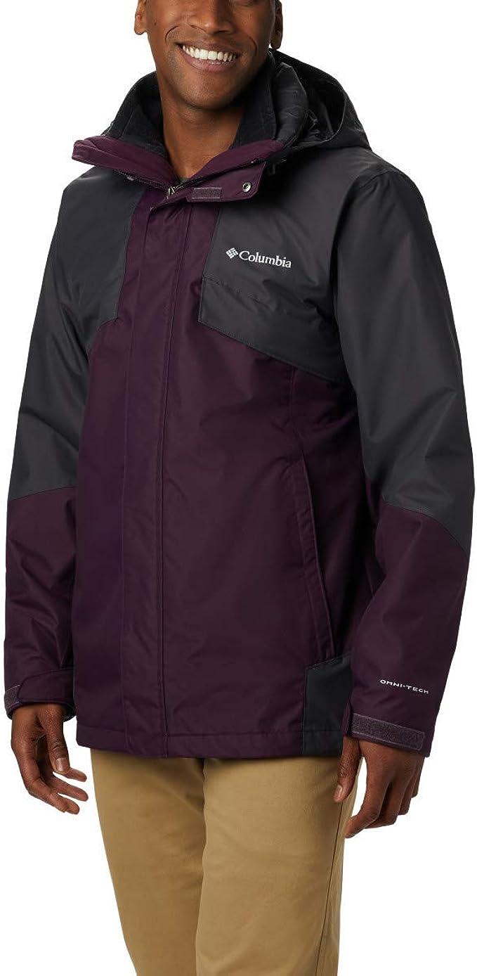 Columbia 哥伦比亚 Bugaboo II 户外男式三合一冲锋衣 2.5折$45.2 两色可选 海淘转运到手约¥404