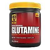 Mutant Glutamine - 100% Pure Fermented L-Glutamine Workout Supplement - Helps Replenish Glutamine