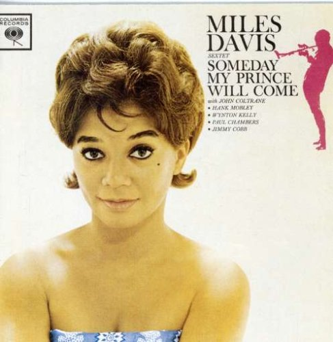 CD : Miles Davis - Someday My Prince Will Come (CD)