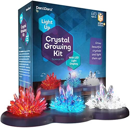 Mini Explorer Light up Crystal Growing product image