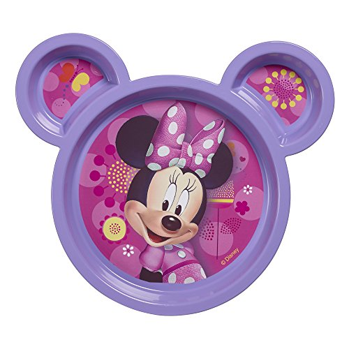 Disney Minnie Mouse Sectioned Colors