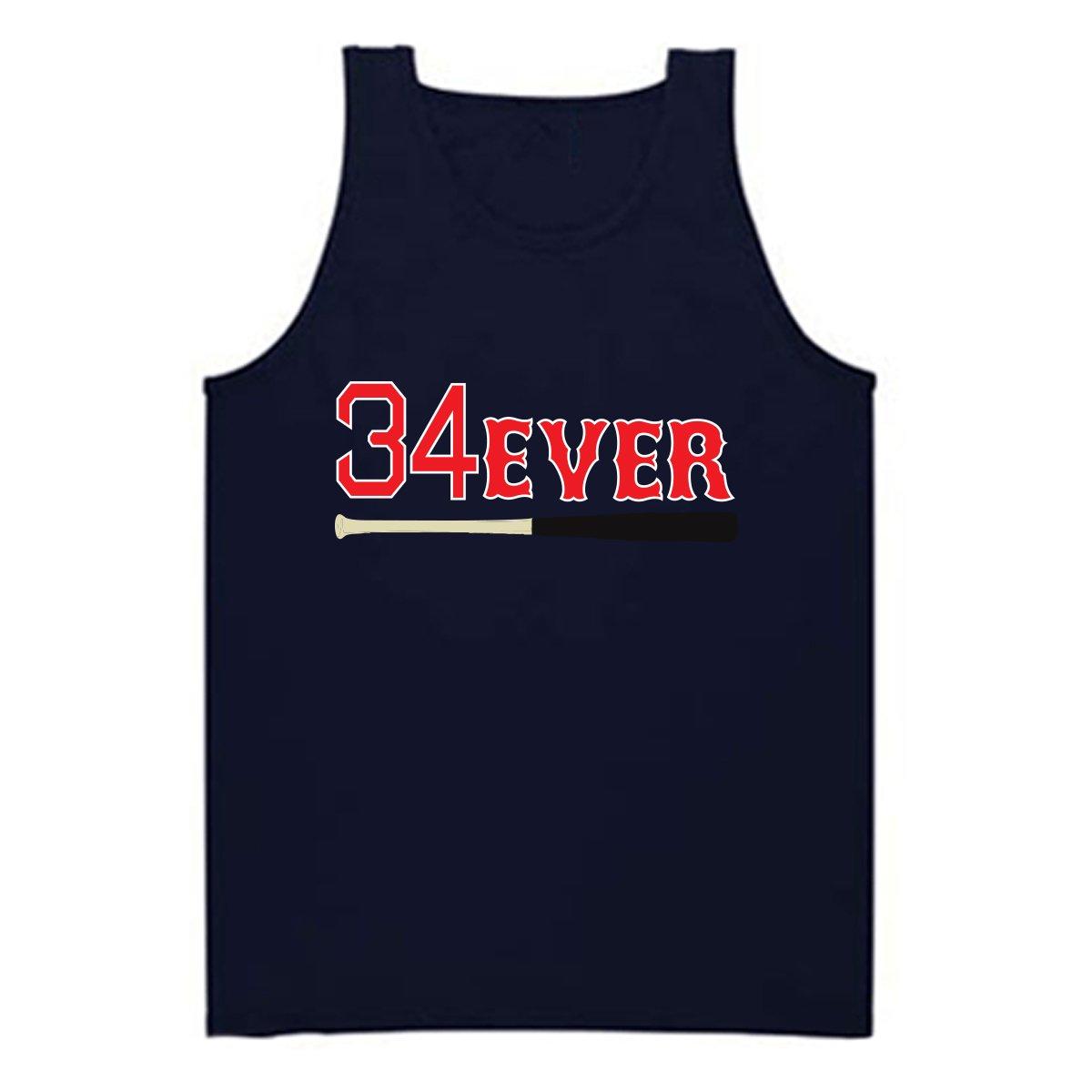 Navy Ortiz Boston 34 Ever Tank Top Shirts