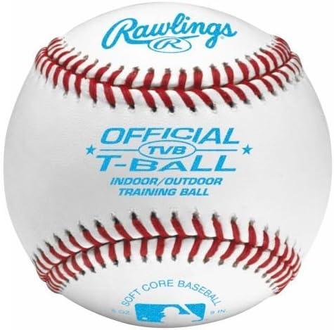 Rawlings 9インドア/アウトドアティーボールトレーニング野球–TVB by Rawlings