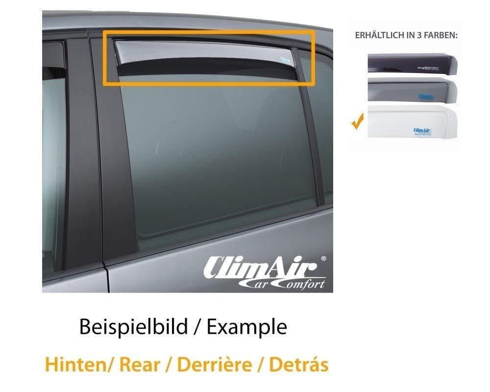Climair CLK0044035K 4035C Rear air Deflector Master Transparent
