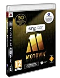 SingStar: Motown - PlayStation Eye Enhanced (PS3) {REGION FREE} [UK Release]