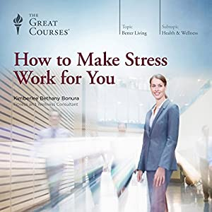 How to Make Stress Work for You Audiobook