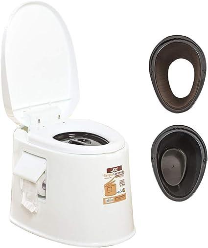 Toilet chair Inodoro portátil, Aseo para los Ancianos y ...