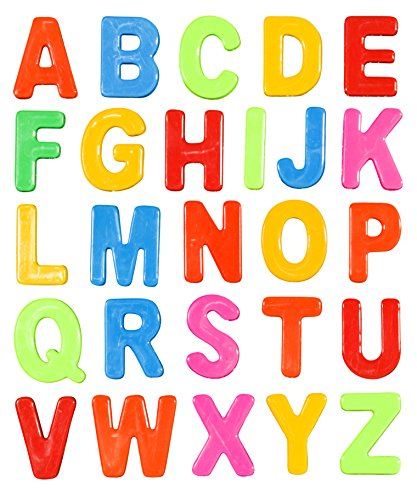 Kitchen Set Letter L: Magnetic Letters And Numbers, Refrigerator Magnets For