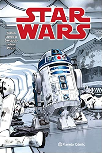 Star Wars tomo nº 06/13 Star Wars: Recopilatorios Marvel: Amazon.es: Larroca, Salvador, Aaron, Jason, Latour, Jason, Mike Walsh, García de Isusi, Víctor Manuel: Libros
