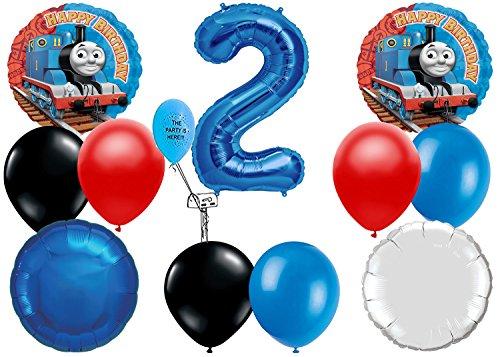 Thomas The Train 2nd Birthday Balloon Pack ()