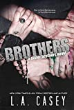 Amazon.com: BROTHERS (Slater Brothers Book 6) eBook: Casey, L.A., Editing4Indies: Kindle Store