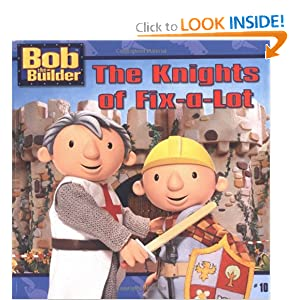 The Knights of Fix-a-Lot (Bob the Builder (8x8)) Iona Treahy and Hot Animation