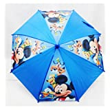 Umbrella - Disney - Mickey Mouse - New Gift Toys Kids Girls Licensed a03175