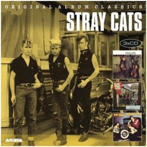 Original Album Classics (The Best Of Stray Cats)