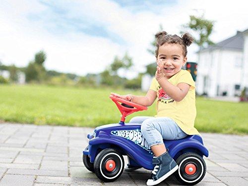 BIG Bobby Car Classic Ride On Toy, Blue