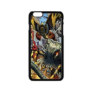 Wonderful Godzilla Cell Phone Case for Iphone 6