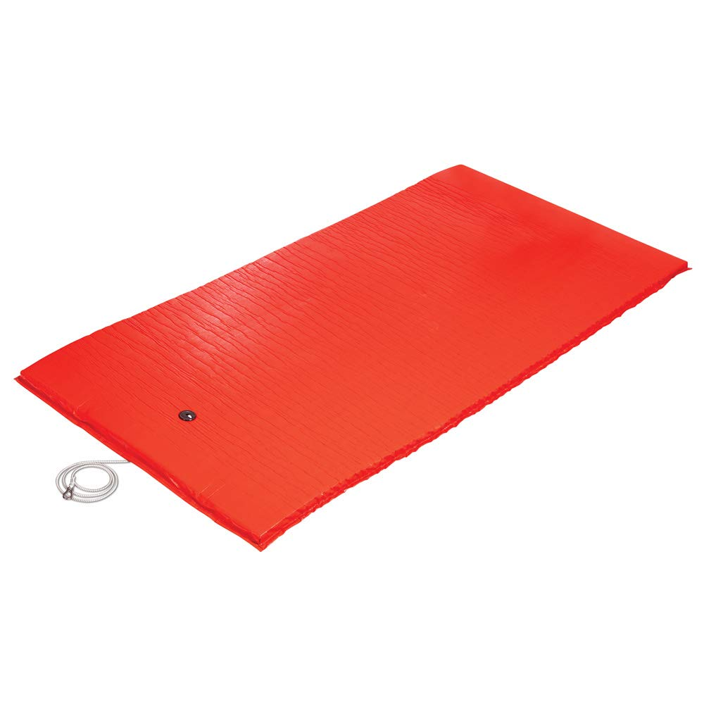 Airhead WATERMAT ROLL 'N GO 11 Plus Xtreme, 11' x 5' x 2'', Red by Airhead (Image #1)