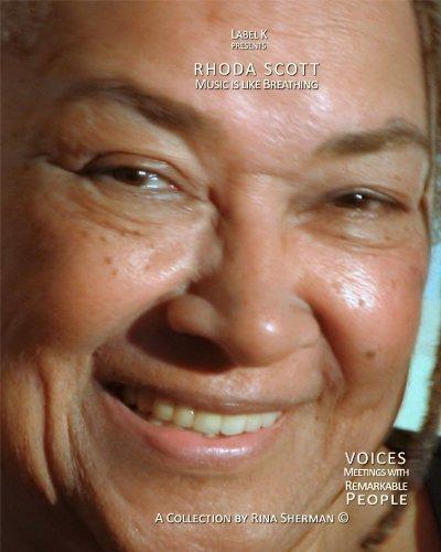 Rhoda Scott, Music is Like Breathing - HOME USE ONLY