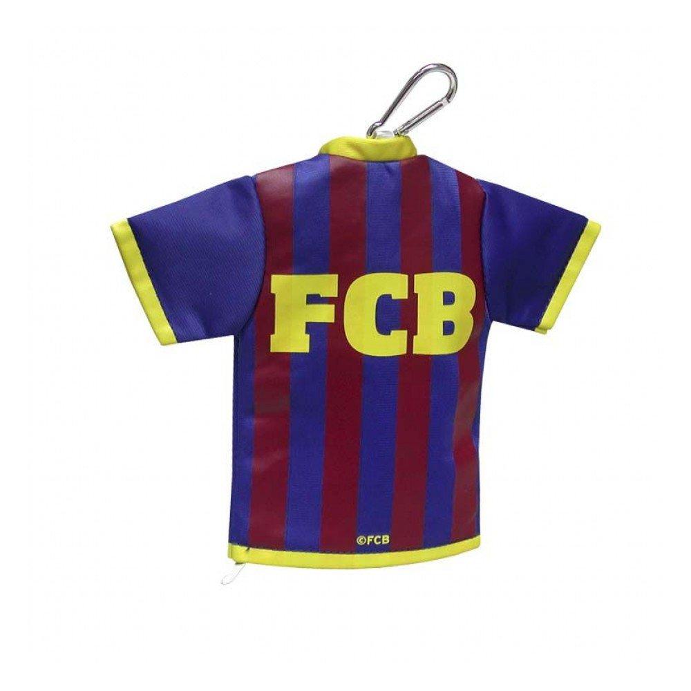 FC Barcelona - Portatodo camiseta con mosquetón (CYP PC-100-BC)