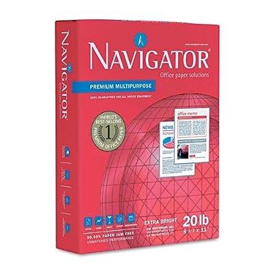 Premium Multipurpose Paper, 97 Brightness, 24lb, 11 x 17, White, 2500/Carton Standard 8-1/2X11 Paper/5000/Carton